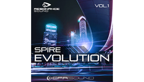 CFA-SOUND CFA-SOUND - SPIRE EVOLUTION VOL.1