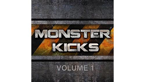 BLACK OCTOPUS MONSTER KICKS VOLUME 1