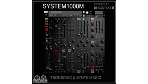 TRONSONIC THE SYSTEM1000M