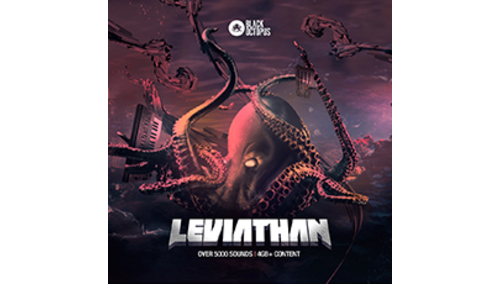 BLACK OCTOPUS LEVIATHAN