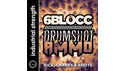INDUSTRIAL STRENGTH 6BLOCC DRUMSHOT AMMO LOOPMASTERSイースターセール!サンプルパックが50%OFF!の通販