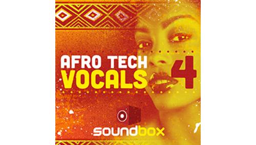 SOUNDBOX AFRO TECH VOCALS 4
