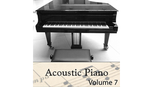ABSOLUTESONGS ACOUSTIC PIANO VOL.7