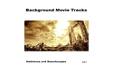ABSOLUTESONGS BACKGROUND MOVIE TRACKS の通販