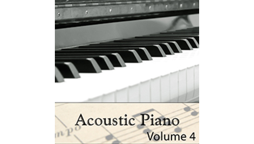 ABSOLUTESONGS ACOUSTIC PIANO VOL.4