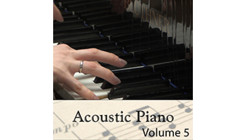 ABSOLUTESONGS ACOUSTIC PIANO VOL.5