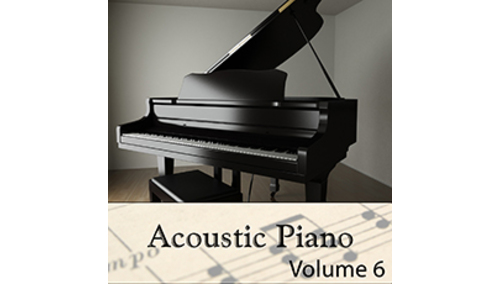 ABSOLUTESONGS ACOUSTIC PIANO VOL.6