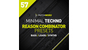 LOOPMASTERS MINIMAL TECHNO REASON COMBINATORS の通販