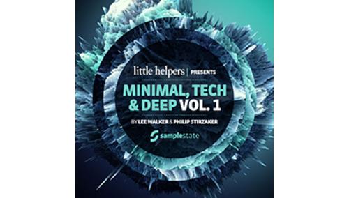 SAMPLESTATE LITTLE HELPERS / MINIMAL, TECH & DEEP VOL.1