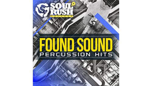 SOUL RUSH RECORDS FOUND SOUND PERCUSSION HITS
