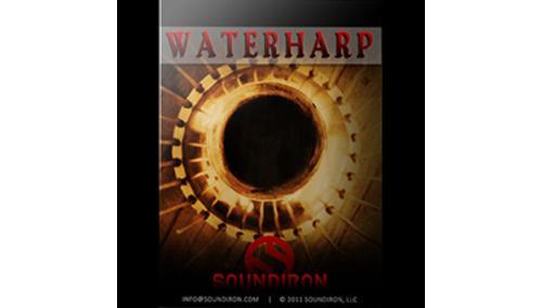 SOUNDIRON WATER HARP SOUNDIRON HALLOWEEN SALE!ホラー、ダーク系サンプルパックが50%OFF