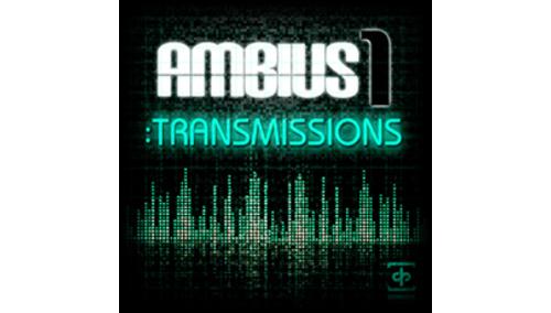 SOUNDIRON AMBIUS 1: TRANSMISSIONS SOUNDIRONスプリングセール!サンプルパック、ソフト音源33%OFF!