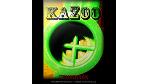 SOUNDIRON KAZOO SOUNDIRONスプリングセール!サンプルパック、ソフト音源33%OFF!