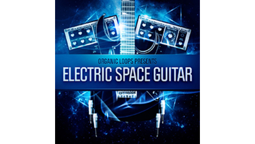 ORGANIC LOOPS ELECTRIC SPACE GUITARS