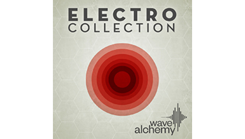 WAVE ALCHEMY ELECTRO COLLECTION LOOPMASTERSイースターセール!サンプルパックが50%OFF!