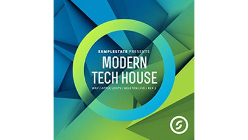 SAMPLESTATE MODERN TECH HOUSE