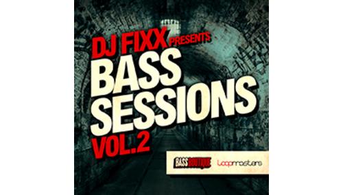 BASS BOUTIQUE DJ FIXX PRESENTS BASS SESSIONS VOL. 2