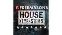 F9 AUDIO FREEMASONS HOUSE KEYS AND STEMS V1 の通販