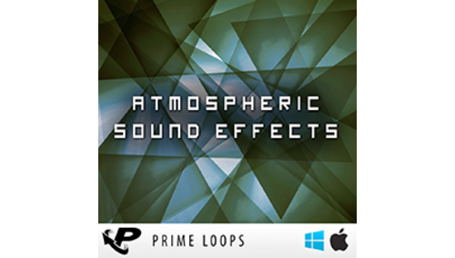 PRIME LOOPS ATMOSPHERIC SOUND EFFECTS [MASSIVE PRESETS]