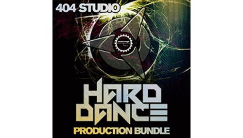 INDUSTRIAL STRENGTH 404 STUDIO HARD DANCE PRODUCTION BUNDLE LOOPMASTERSイースターセール!サンプルパックが50%OFF!