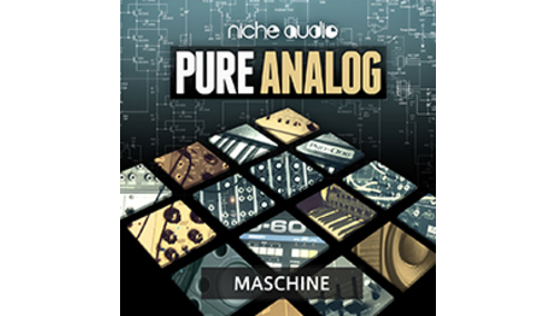 NICHE AUDIO PURE ANALOG - MASCHINE