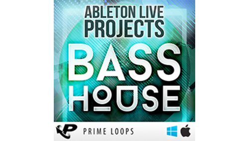 PRIME LOOPS BASS HOUSE LIVE PROJECTS