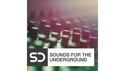 SAMPLE DIGGERS SOUNDS FOR THE UNDERGROUND