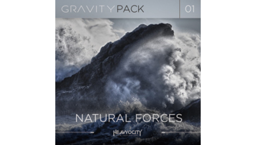 HEAVYOCITY GRAVITY PACK 01 - NATURAL FORCES