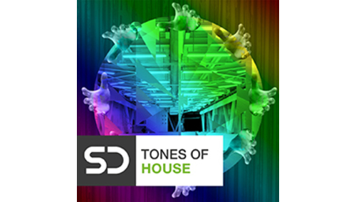 SAMPLE DIGGERS TONES OF HOUSE