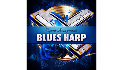 ORGANIC LOOPS BLUES HARP
