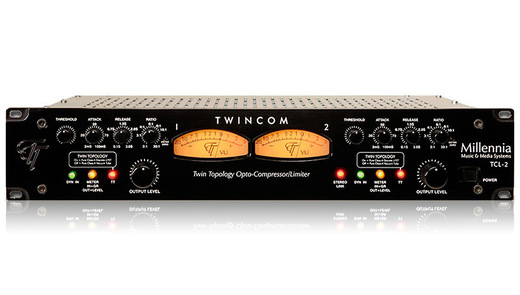 """Millennia TCL-2 """"Twincom"""""""