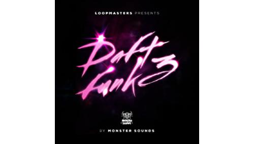 MONSTER SOUNDS DAFT FUNK 3