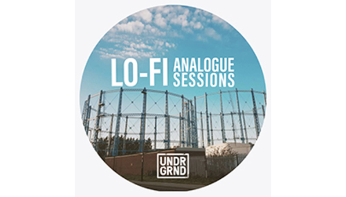 UNDRGRND LO-FI ANALOGUE SESSIONS