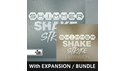IN SESSION AUDIO SHIMMER SHAKE STRIKE + EXPANSION の通販