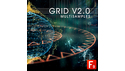 F9 AUDIO GRID V2.0 - FUTURE RETRO MULTISAMPLED PATCH - LIVE の通販