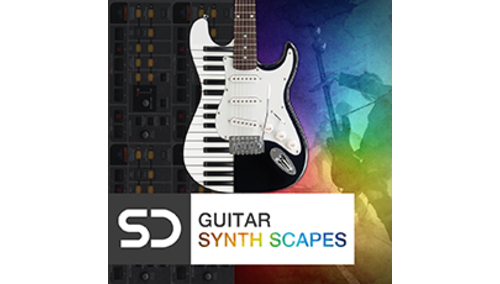 SAMPLE DIGGERS GUITAR SYNTH SCAPES
