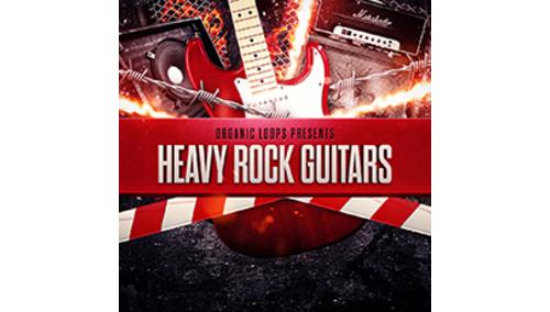 ORGANIC LOOPS HEAVY ROCK GUITARS
