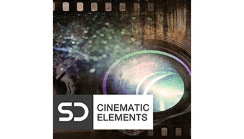 SAMPLE DIGGERS CINEMATIC ELEMENTS