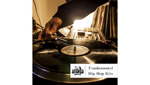 RANKIN AUDIO FUNDAMENTAL HIP HOP KITS
