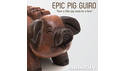AUDIORITY EPIC PIG GUIRO の通販