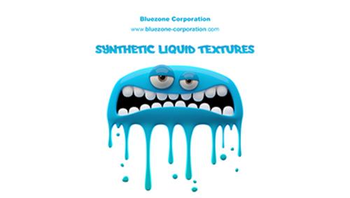 BLUEZONE SYNTHETIC LIQUID TEXTURES
