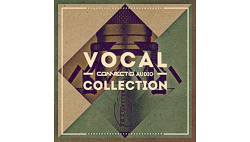 CONNECT:D AUDIO VOCAL COLLECTION