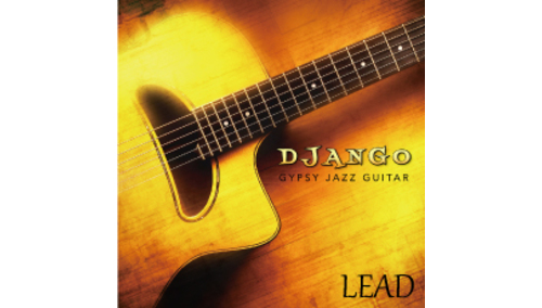 IMPACT SOUNDWORKS DJANGO: GYPSY JAZZ GUITAR LEAD