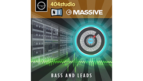 INDUSTRIAL STRENGTH 404 STUDIO BASS & LEADS