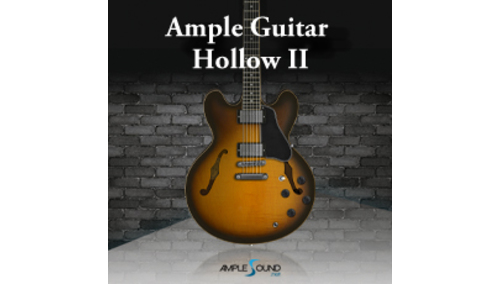 AMPLE SOUND AMPLE GUITAR HOLLOW II