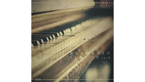 FREAKY LOOPS CINETOOLS DRAMATIC PIANOS VOL 2