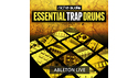 NICHE AUDIO ESSENTIAL TRAP DRUMS - ABLETON の通販