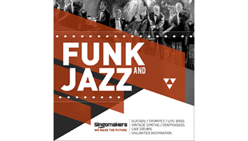 SINGOMAKERS FUNK AND JAZZ