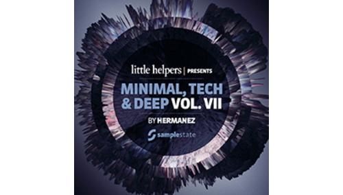 SAMPLESTATE LITTLE HELPERS VOL. 7 - HERMANEZ