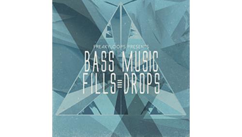 FREAKY LOOPS BASS MUSIC FILLS & DROPS